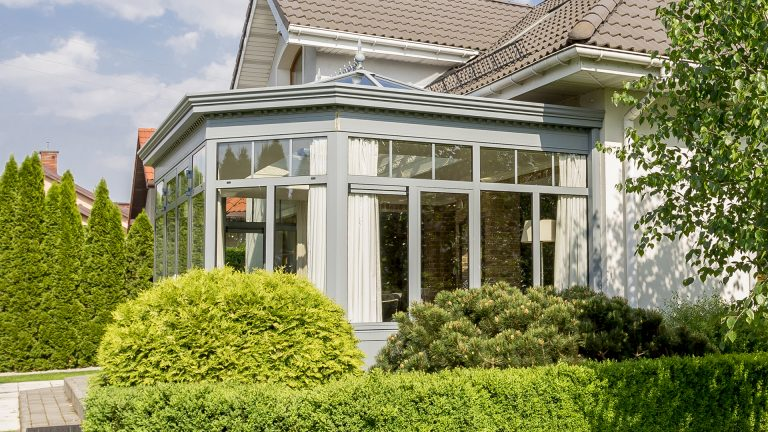 How to Build an Orangery