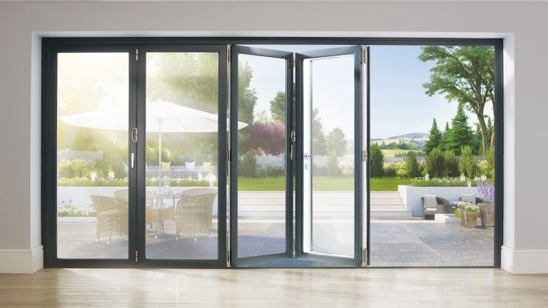 What's the Maximum and Minimum Opening Size for Bifolds_